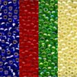 Mill Hill Seed Bead Mini Packs ~ 4 colors per package