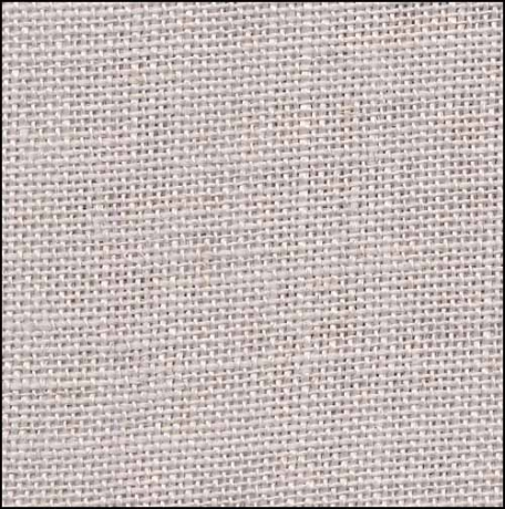32 count Weathered Shingle hand dyed linen from R & R Reproductions