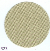 Summer Khaki ~  28 count Lugana (Brittney) evenweave from Zwiegart
