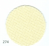 Daffodil  ~ 20 count Lugana (Bellana) evenweave from Zweigart