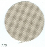 Light Taupe ~ 28 count Lugana (Brittney) evenweave from Zweigart