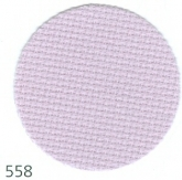 Lilac ~ 20 count Aida from Zweigart