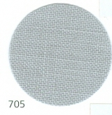 Pearl Grey ~ 40 count Newcastle linen from Zweigart