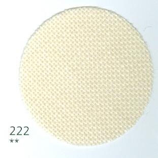 Cream Ivory 32 count Zweigart Belfast Linen fabric 100 x 140 cm