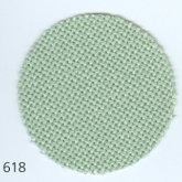 Moss Green ~ 25 count Lugana evenweave from Zweigart