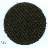 Black ~ 25 count Lugana evenweave from Zweigart