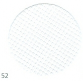 White ~ 13 count Double Mesh Canvas from Zweigart