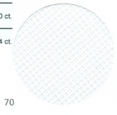 White ~ 18 count Double Mesh Canvas from Zweigart