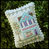 Bakery #10 ~ Main Street Series from Country Cottage Needleworks