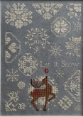 Let It Snow from Aury TM Designs ~ Needlework Expo 2021!