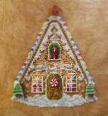 Gingerbread Mittens Blackberry Lane Designs
