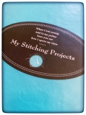 Cross Stitch Project Binder Starter kit from The Elegant Thread ~ Needlework Expo 2021