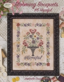 Blooming Bouquet #6 ~ Hopeful from Jeannette Douglas Designs ~ Needlework Expo 2021!
