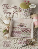 Flower Tray Set from Jeannette Douglas Designs ~ Needlework Expo 2021!