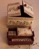 Once Upon a Time Sewing Box from MTV Designs ~ Needlework Expo 2021