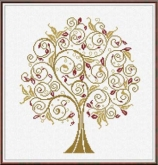 Albero Allegro from Alessandra Adelaide Needleworks