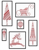 Christmas in Red from Alessandra Adelaide Needleworks / AAN
