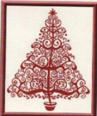 Christmas Tree CT 13 from Alessandra Adelaide Needleworks AAN