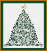 Christmas Tree 74 from Alessandra Adelaide Needleworks