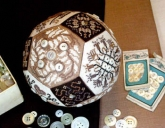 Quaker Button Ball from Amaryllis Artworks