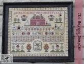 The Haynes Sampler from Annie Beez Folk Art ~ Nashville 2020!