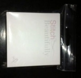 Stitch Beautifully Post-It Note Pad ~ package of 6 ~ 1 only!