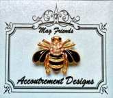 Bee Magnet from Accoutrement Designs ~ Nashville 2020!