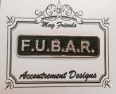 Fubar Magnet from Accoutrement Designs
