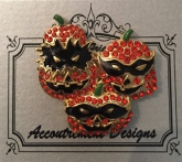 Jack O' Lantern Magnet from Accoutrement Designs