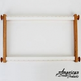 Scroll Frames ~ EZ Stitch ~ from American Dream Products ~ your choice of Webbing or No Baste System
