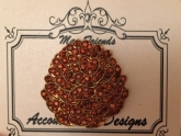 Pinecone Magnet from Accoutrement Designs