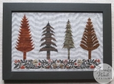 Autumn Trees from AnnaLee Waite Designs