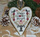 X-mas in my Heart ~ Limited Edition mini-kit from Abby Rose Designs ~ 2 only!