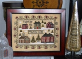Yuletide On Thistle Hill from Abby Rose Designs