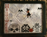Quaker Halloween from Aury TM Designs ~ 1 only!
