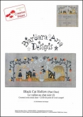 Black Cat Hollow Part 1 from Barbara Ana Designs