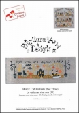 Black Cat Hollow Part 3 from Barbara Ana Designs
