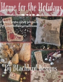 Home for the Holidays ~ Book Includes 10 Designs from Blackbird Designs