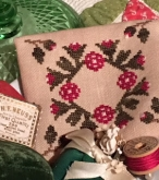 Vintage Quilt Series from Black Branch Needlework ~ Nashville 2017