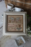 Butterfly Garden ~ Chart #5 ~ Garden Club Series from Blackbird Designs