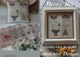 Honey Bee ~ Chart #3 ~ Garden Club Series from Blackbird Designs