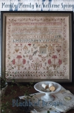 Merrily, Merrily We Welcome Spring Sampler from Blackbird Designs