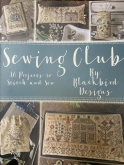 Sewing Club from Blackbird Designs ~ Nashville 2020!