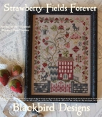 Strawberry Fields Forever ~ Chart #2 ~ Magical Mystery Tour Series from Blackbird Designs