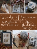 Winds of Autumn ~ Book Includes 12 Designs from Blackbird Designs
