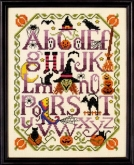 Halloween Sampler from Bobbie G. Designs