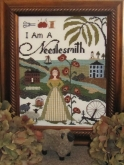 I am a Needlesmith from By The Bay Needleart ~ Nashville 2017