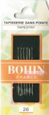 Bohin Tapestry Needles #24 or #26 or #28 ~ package of 25