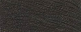 Black Coffee ~ 004 ~ Hand dyed cotton floss from Classic Colorworks ~ 5 yard skein