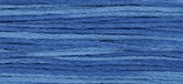 Blue Bonnet ~ 2339 ~ Hand dyed cotton floss from Weeks Dye Works ~ 5 yd skeins